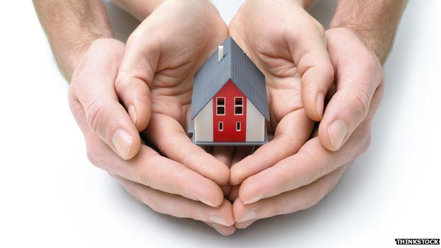 A House In Hands