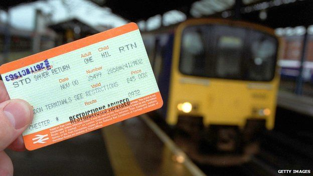 Train tickets will be frozen