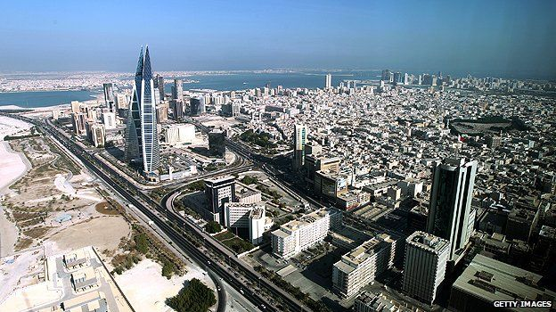 Bahrain country profile - Overview - BBC News