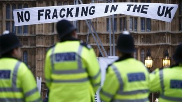 Image result for fracking UK