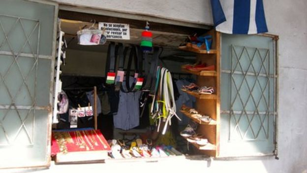 Clothing stores online. Cuban clothing store