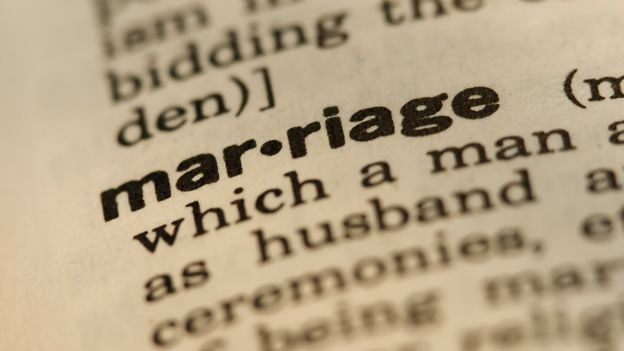 dictionary definition of marriage - Definition Du Mariage Forc