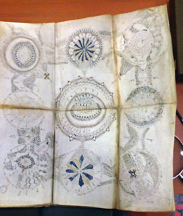 Voynich Manuscript Yale The Voynich Manuscript