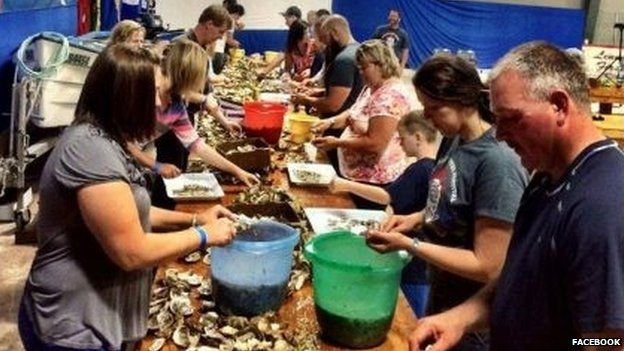 Image result for Tyne Valley Oyster Festival