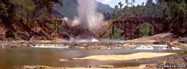 Episode VIII Movie Influences: Bridge on the River Kwai July 30-31 _77268933_11e20d93-17f8-4dd9-85fb-80f14424d8ce