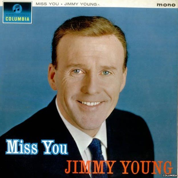 Jimmy Young record cover
