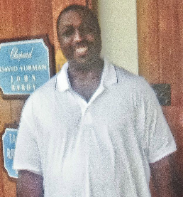 Undated file photo of Eric Garner