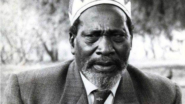 Uhuru Kenyatta and jomo kenyatta
