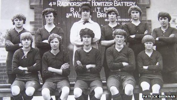 Llanelli Women's team
