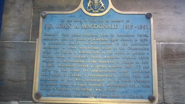 John Macdonald Glasgow to John a Macdonald at The