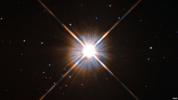 proxima centauri hubble - photo #18