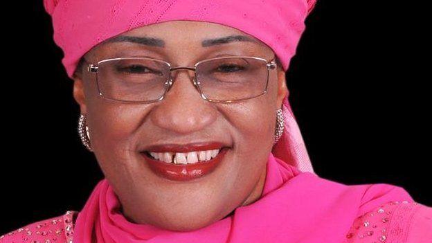 Could Aisha Jummai Alhassan become Nigeria's first female governor?