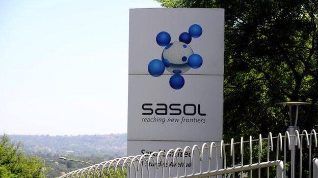 Sasol's headquarters in Johannesburg