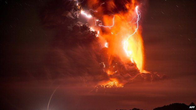 Calbuco Volcano, Chile