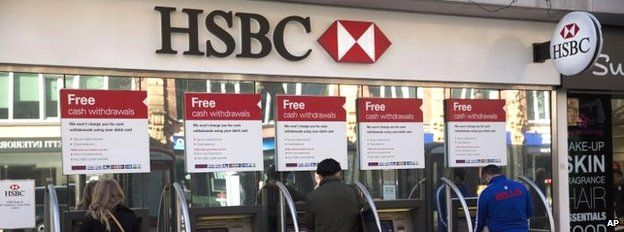 HSBC UK bank