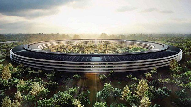 Apple's 'spaceship'