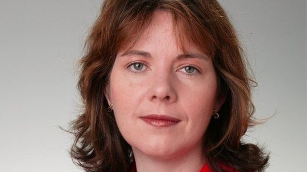 Claire Ward in 2005