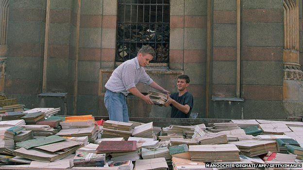 What are 5 books that you would consider saving if all books were destroyed?