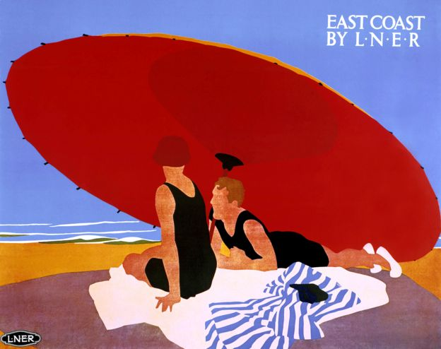 LNER archive travel poster