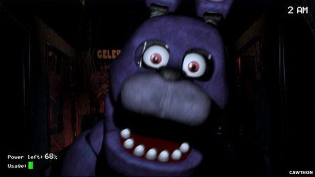 Five Nights at Freddy's`