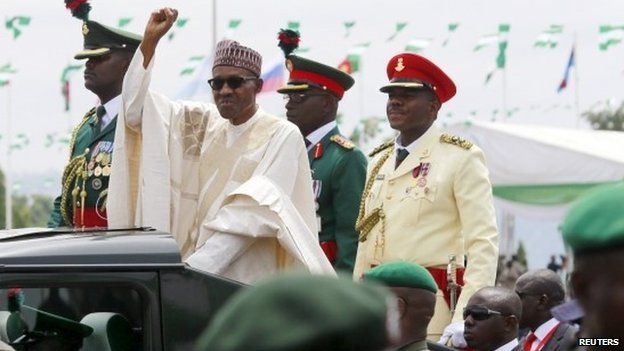 President Buhari Promises Change