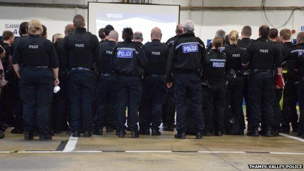 Thames Valley Police Operation Sabaton