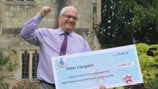 Peter Congdon