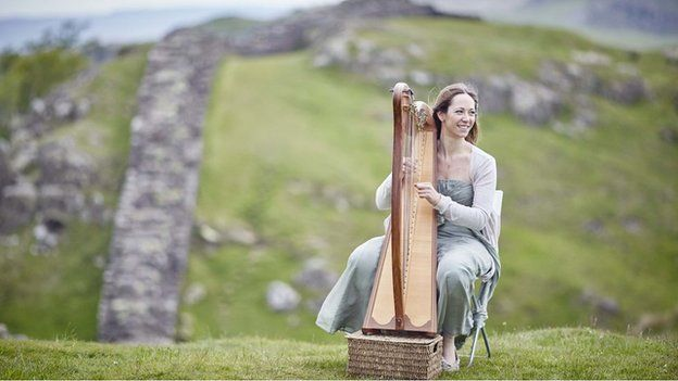 BBC Music Day at Hadrian's Wall of Sound