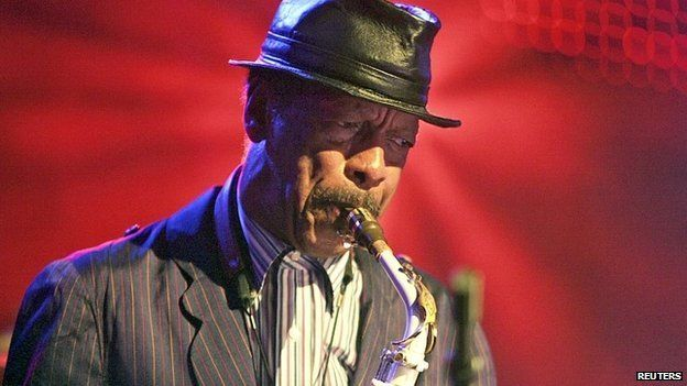 Ornette Coleman performs at the 40th Montreux Jazz festival in Switzerland - 2 July 2006