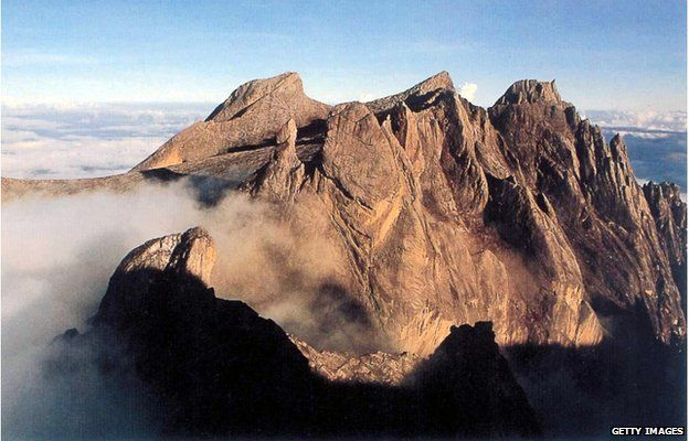 Mount Kinabalu is 'our temple and purgatory'