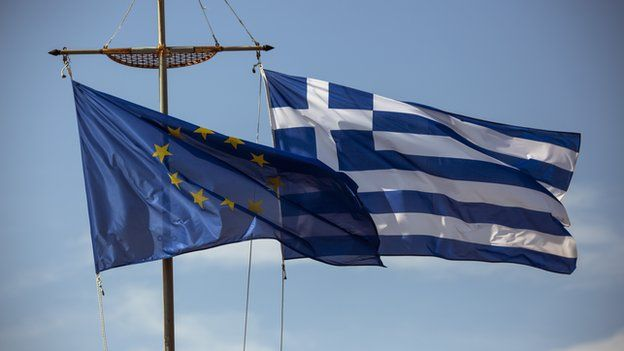 Greek central bank warns of 'painful' euro and EU exit