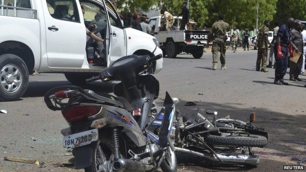 Chad suicide bombings