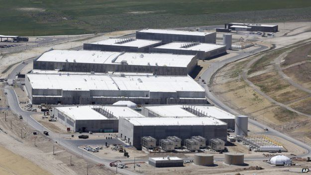 NSA data centre in Utah