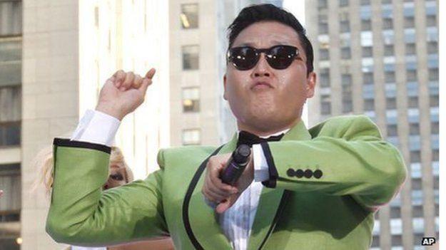 Gangnam hit singer Psy