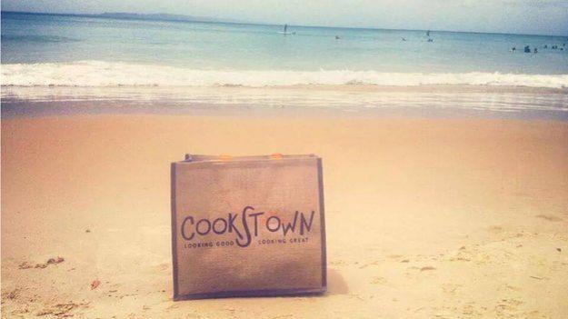 Life's a beach at Noosa, Australia