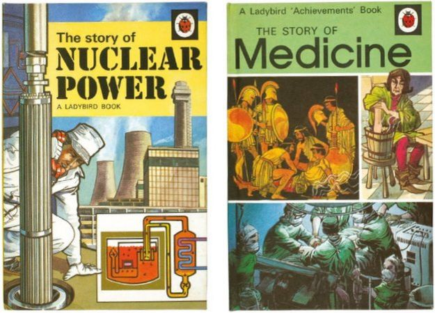 The Story of Nuclear Power and The Story of Medicine were both published in 1972