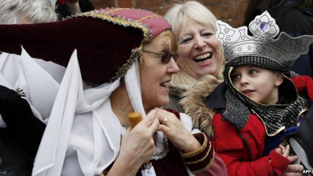 Richard III reinterment