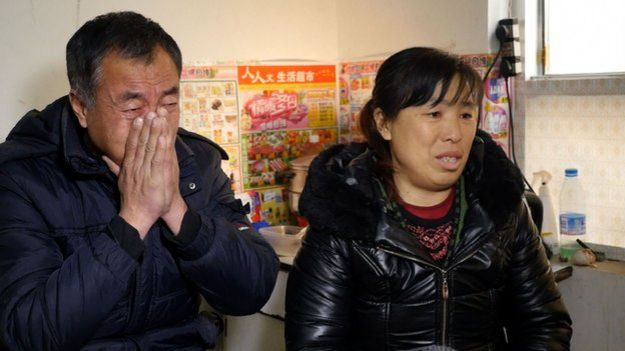 Mr and Mrs Zhang