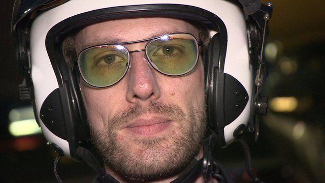 Police pilot