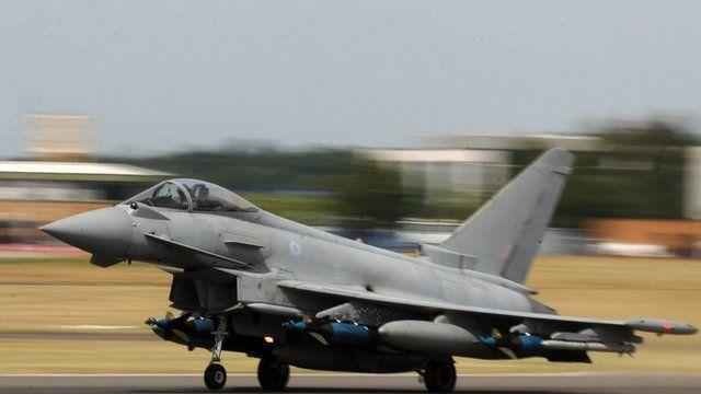 British military aircraft: A short post-war history - BBC News