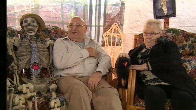 Brian and Eleanor Nichol
