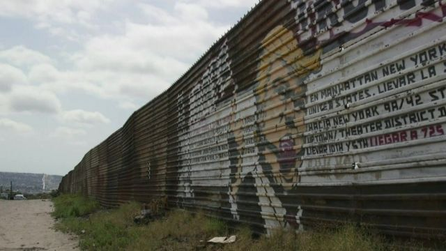What do Mexicans think of Trump's planned border wall ...