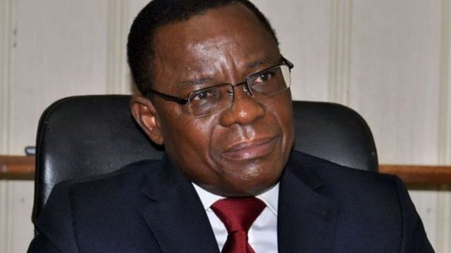 Maurice Kamto, leader of Cameroon Renaissance Movement.