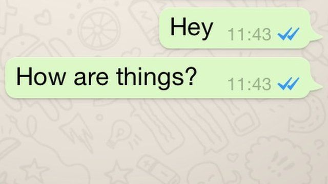 Blue ticks on WhatsApp: What they really mean