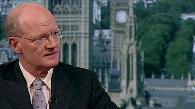 Universities and Science Minister David Willetts