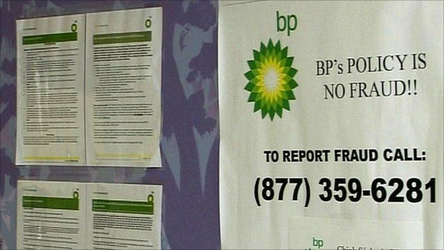 BP poster