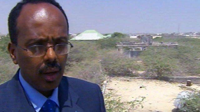 Somali Prime Minister Mohamed Abdullahi Mohamed