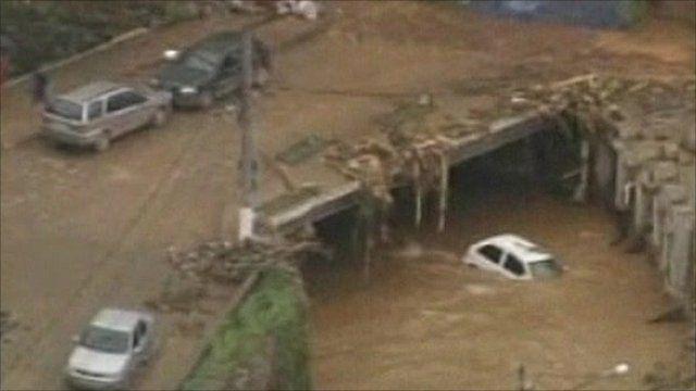 Brazil floods