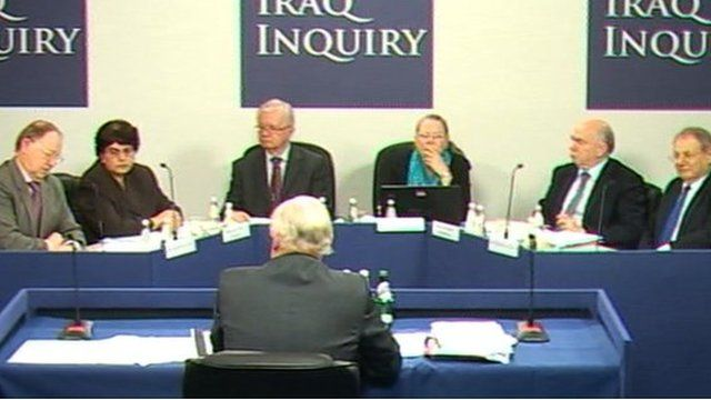 The Iraq Inquiry