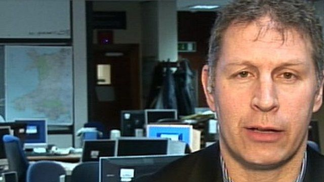 Child protection expert Mark Williams Thomas